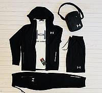 Спортивный костюм Under Armour мужской Кофта + Штаны осенний весенний / ЛЮКС качества