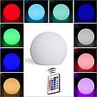 [ОПТ] Кольоровий led світильник з пультом, фото 4