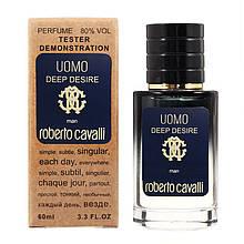 Roberto Cavalli Uomo Deep Desire - Selective Tester 60ml