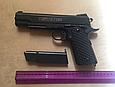 Пистолет детский метал+пластик  Airsoft Gun C10 (11) 17, фото 2