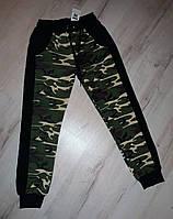 Камуфляжные,Трикотажные спортивные штаны для мальчиков injeksiyon печать.Размеры 152-176 лет. Турция