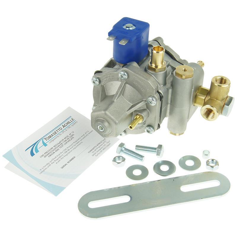 Редуктор ГБО Tomasetto AT12 RMAT3860 125 кВт / 170 л.с.