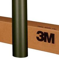 Матовая плёнка военно зелёного цвета 3M 1080 Matte Military Green