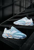 Женские кроссовки Adidas Yeezy Boost 700 \ Адидас Изи Буст 700 Серые \ Жіночі кросівки Адідас Ізі Буст 700