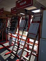 Сходи на горище дерев'яні, металеві Оман, Буквуд