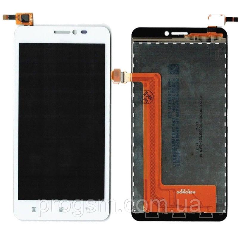 Дисплей Lenovo S850 complete White