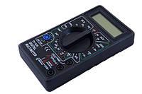 Цифровой мультиметр (тестер) DT-838 (TS 838) (сопротивления, постоянного и переменного токов, прозвонки)