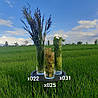Ваза стеклянная Цилиндр h 31,5 см d12 см х025, фото 2