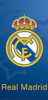 Пляжное полотенце Реал Мадрид