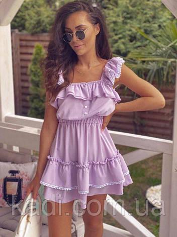 Повседневное  платье, фото 2