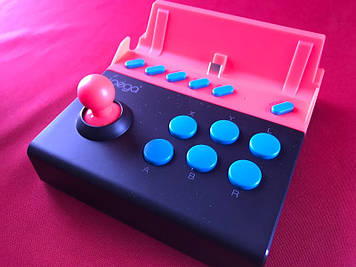 Геймпад-контроллер для игровой консоли N-Switch IPega PG-9136