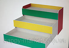 Ліжечка для дитячого садка КДС-2305