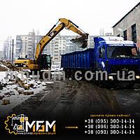 Аренда, услуги МАЗ - 544008 с п/п Шварцмюллер