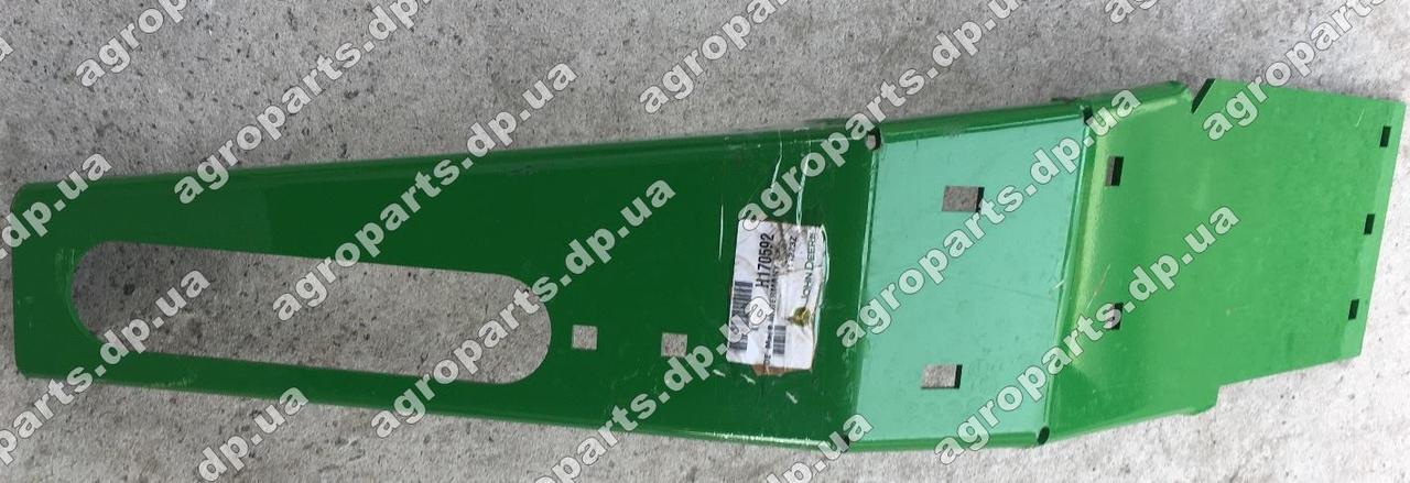 Кожух H170592 пластина John Deere CHANNEL  Н170592 купить в Украине