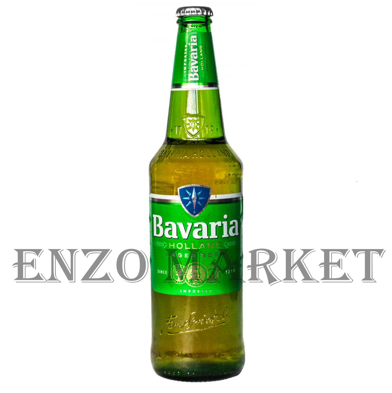 Пиво Бавария Lager, 0,66 литра