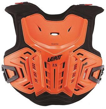 Защита тела детская LEATT CHEST PROTECTOR 2.5 Jr orange