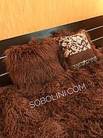 Подушки из  натурального меха ламы