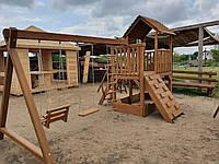Площадка для детей, ДЕТСКИЙ игровой комплекс п19