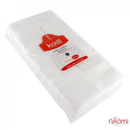 Безворсовые салфетки Kodi 1000 шт.