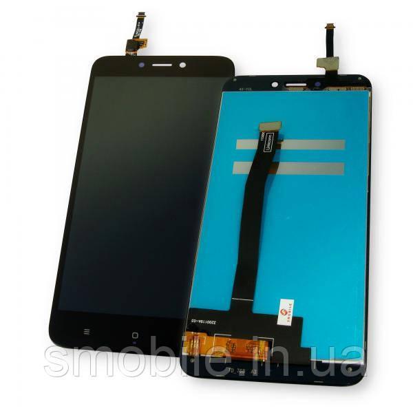 Xiaomi Дисплей Xiaomi Redmi 4X + сенсор черный (копия ААА)