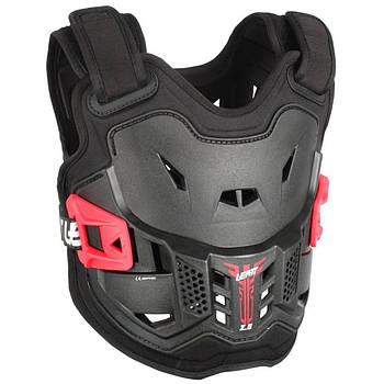 Защита тела детская LEATT CHEST PROTECTOR 2.5 mini black