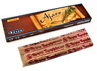 Благовония натуральные индийские Аджаро, Ажаро, Ajaro - Вечная молодость (45gm)