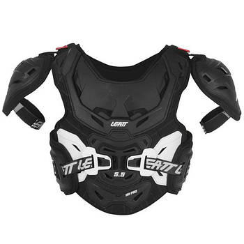 Защита тела детская LEATT CHEST PROTECTOR 5.5 PRO HD Jr black