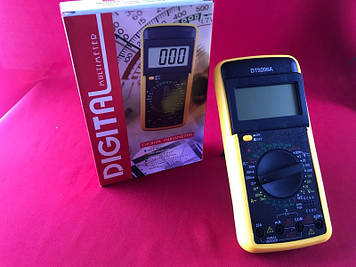Цифровий мультиметр DT9208A