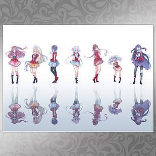 Плакат Аниме Zombieland Saga 07