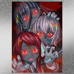 Плакат Аниме Zombieland Saga 22