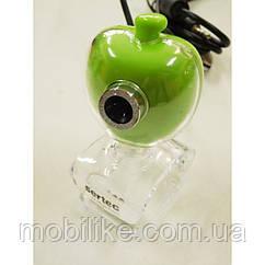 Функціональна WEB камера Sertec PC-122 з мікро