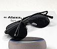 Мужские солнцезащитные очки Cartier (8020) black, фото 2