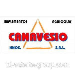 Запчасти для разгрузчиков зерна CANAVESIO