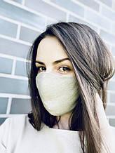 Льняная маска ТМ Линтекс (набор 3 шт)