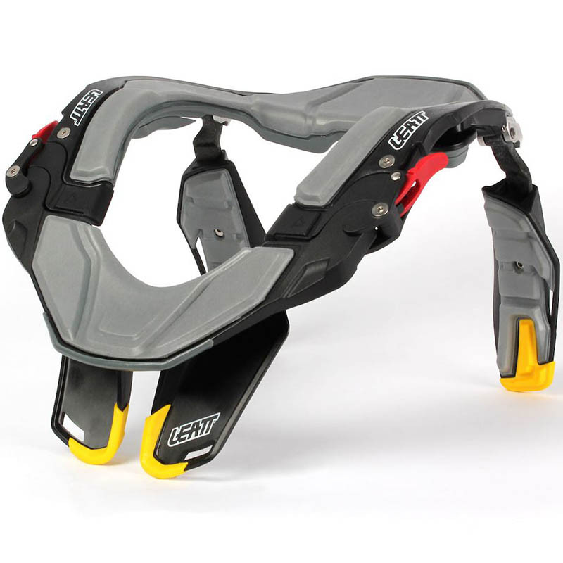 Защита шеи LEATT NECK BRACE STX ROAD black yellow