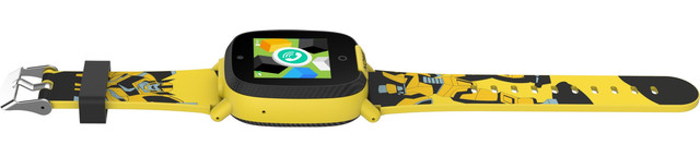 Смарт-часы Nomi Kids Transformer W2s
