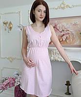 🌺 Ночная сорочка для беременной и кормящей мамы 1393