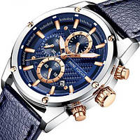 Mini Focus MF0161G.01 Blue-Silver-Gold