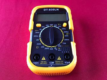 Мультиметр цифровий DT830 LN