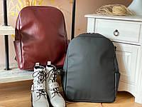 Рюкзак M84x6 черный матовый