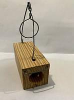 Мышеловка норка дерево