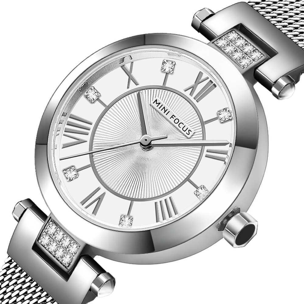Mini Focus MF0215L.02 All Silver Diamonds