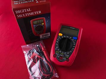 Цифровий мультиметр DT33 Series