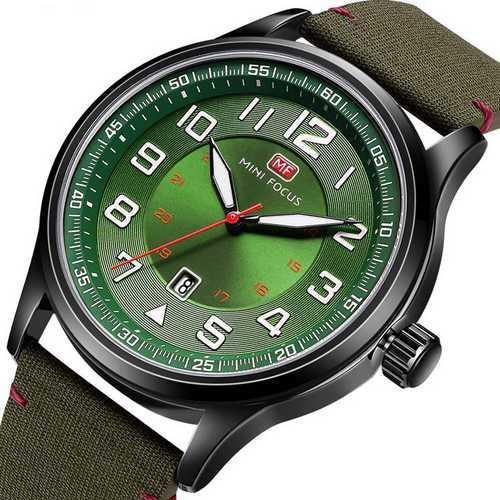 Mini Focus MF0166G.04 Green-Black