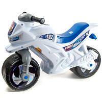 Мотоцикл 2-х колесный 501 ОРИОН 68-29-47 см белый