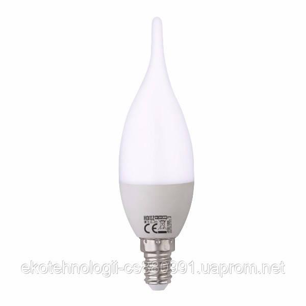 """Лампа Светодиодная """"CRAFT - 10""""  10W 4200K E14"""