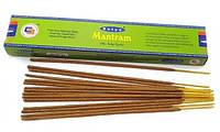 Ручные ароматические палочки Мантрам Satya Mantram, The Holi Name, 15 г