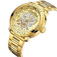 Naviforce NF9158 All Gold, фото 1