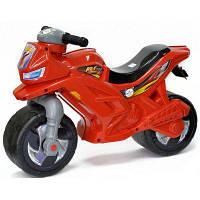 Мотоцикл 2-х колесный 501красный ОРИОН 68-29-47 см