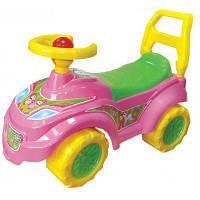 Автомобиль толокар  для прогулок Принцесса ТехноК 0793